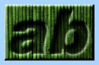Engraved Bamboo Text Effect 008