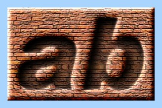 Engraved Brick Text Effect 003