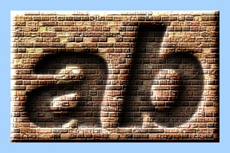 Engraved Brick Text Effect 005