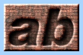 Engraved Brick Text Effect 007