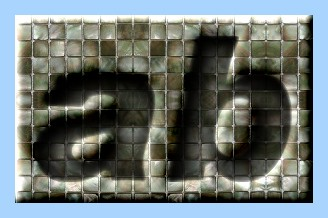 Engraved Brick Text Effect 014