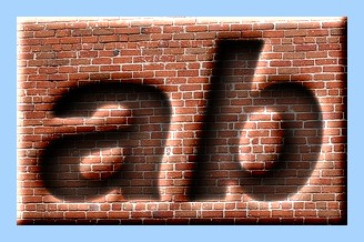Engraved Brick Text Effect 023
