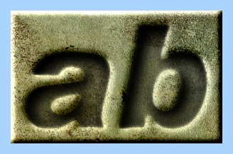Engraved Concrete Text Effect 001