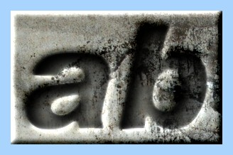 Engraved Concrete Text Effect 002