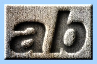 Engraved Concrete Text Effect 003