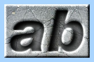 Engraved Concrete Text Effect 010