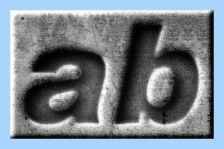 Engraved Concrete Text Effect 014