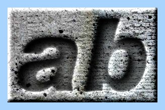 Engraved Concrete Text Effect 028
