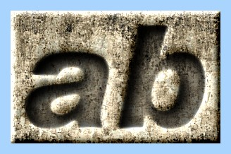 Engraved Concrete Text Effect 037