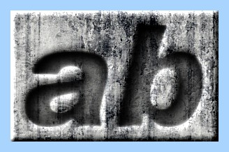 Engraved Concrete Text Effect 039