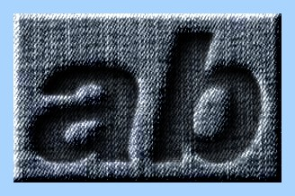 Engraved Fabric Text Effect 012