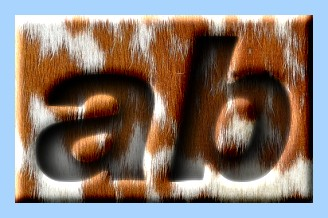Engraved Fur Text Effect 017