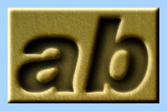 Engraved Golden Text Effect 021