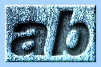 Engraved Ice Text Effect 005