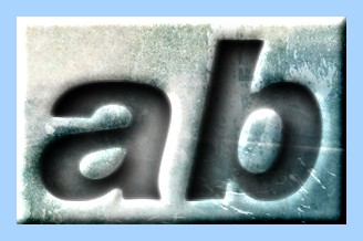 Engraved Ice Text Effect 022