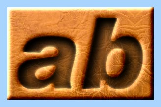 Engraved Leather Text Effect 005