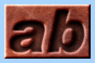 Engraved Leather Text Effect 011