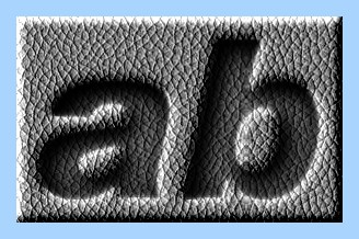 Engraved Leather Text Effect 012