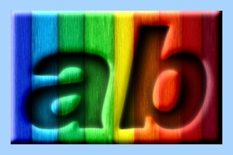 Engraved Rainbow Text Effect 039