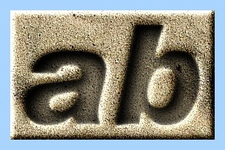 Engraved Sand Text Effect 001