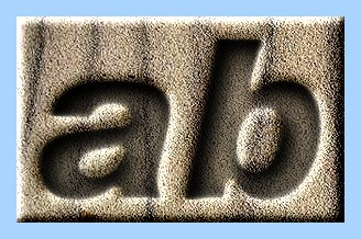 Engraved Sand Text Effect 009
