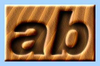 Engraved Sand Text Effect 010
