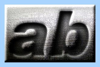 Engraved Steel Text Effect 004