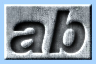 Engraved Steel Text Effect 017