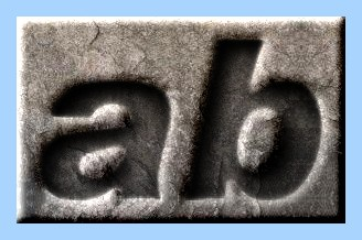 Engraved Stone Text Effect 006