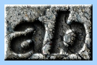 Engraved Stone Text Effect 012