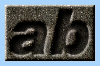 Engraved Stone Text Effect 016