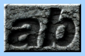 Engraved Stone Text Effect 023