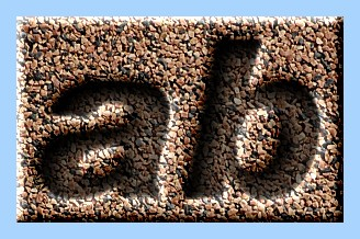 Engraved Stone Text Effect 026