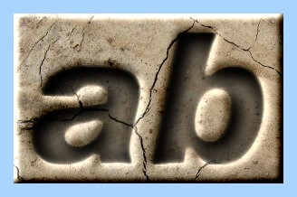 Engraved Stone Text Effect 036