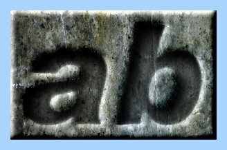Engraved Stone Text Effect 040