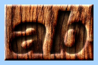 Engraved Wood Text Effect 013