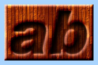 Engraved Wood Text Effect 023