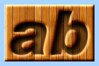 Engraved Wood Text Effect 026