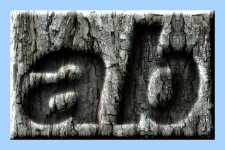 Engraved Wood Text Effect 038