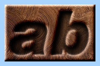 Engraved Wood Text Effect 042