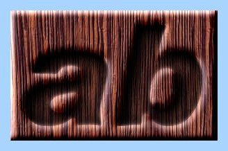 Engraved Wood Text Effect 044