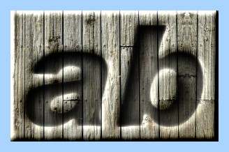 Engraved Wood Text Effect 050