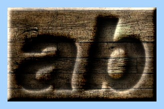 Engraved Wood Text Effect 053