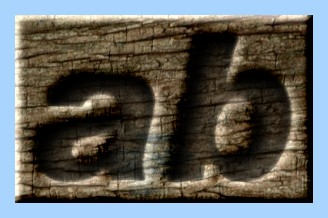 Engraved Wood Text Effect 056