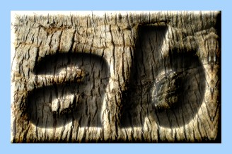 Engraved Wood Text Effect 057