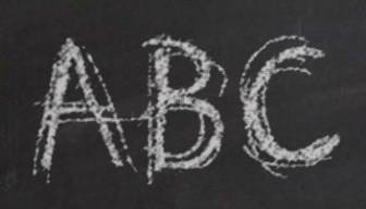Chalkboard Text Effect Generated Online