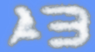 Cloud Text Effect Generated Online