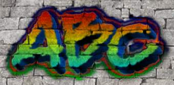 3D Graffiti Creator - Make 3D graffiti texts, effects, logos ...