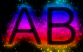 Rainbow Light Text Effect Generated Online